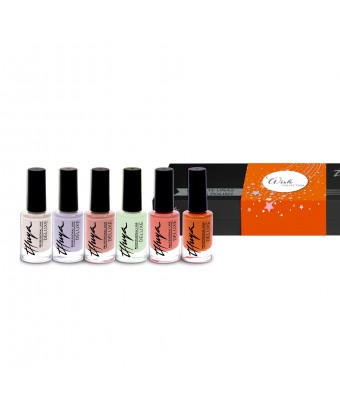KIT ESMALTES DELUXE WISH 6U