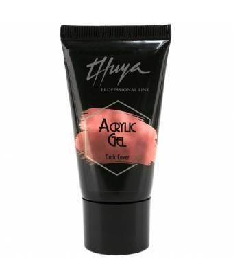Acrylic Gel Dark Cover Thuya Professional Line