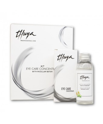 Eye Care Concentrate + Agua Micelar Thuya Professional Line