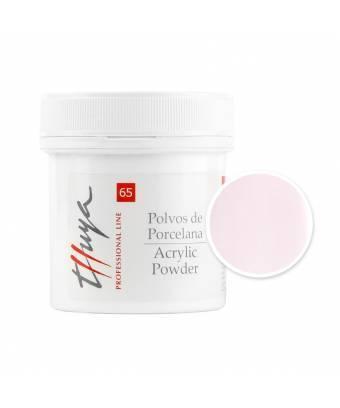 Polvo Porcelana Rosa Uñas Acrílicas Thuya Professional Line