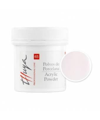 Polvo Porcelana Rosa Cristal Uñas Acrílicas Thuya Professional Line