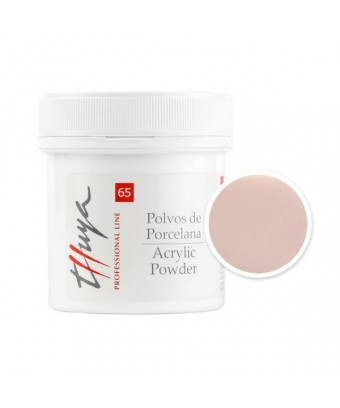 Polvo Porcelana Rosa Cubriente Uñas Acrílicas Thuya Professional Line