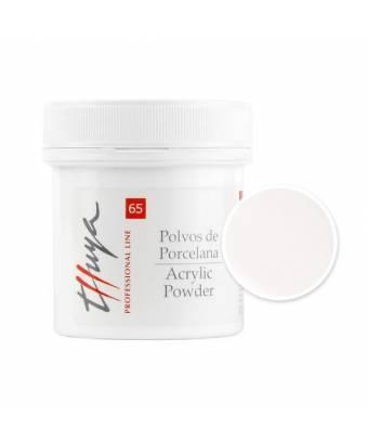 Polvo Porcelana Blanca 700gr Uñas Acrílicas Thuya Professional Line