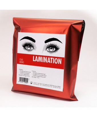 KIT BROWS LAMINATION