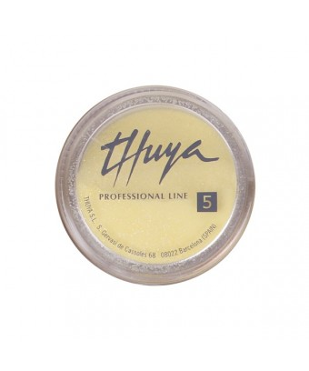 PORCELANA GLITTER YELLOW