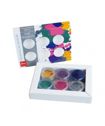 PACK PURE PIGMENTS
