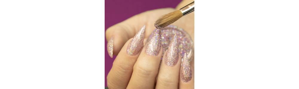 efectos metalizados para uñas